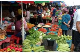Inflasi Juli 2020 Landai, Penurunan Harga Pangan Jadi…