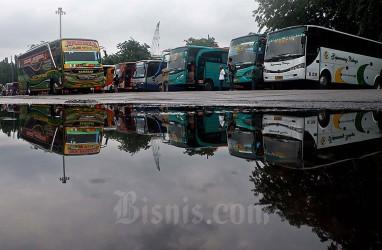 Libur Iduladha, Terminal Kampung Rambutan Siapkan 300 Unit Bus