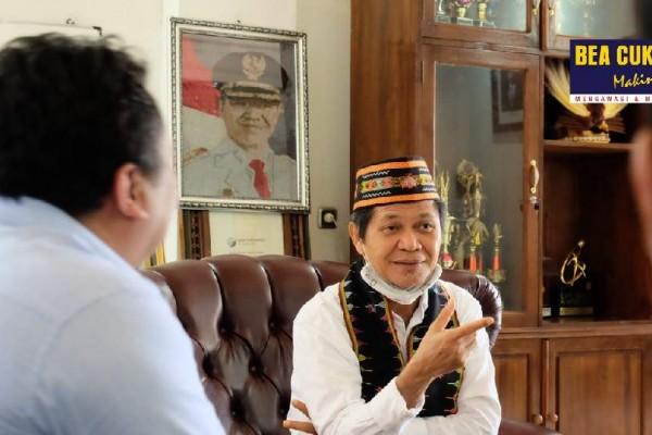 Bea Cukai Adakan Dialog Pengembangan Pariwisata dan Ekonomi dengan Bupati Manggarai Barat