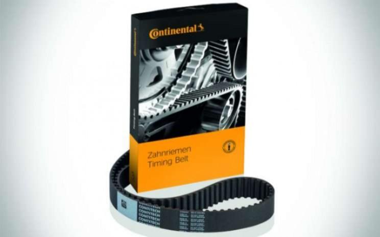 Ilustrasi Van belt atau v-belt. Continental memberikan garansi 5 tahun untuk bengkel terdaftar untuk sabuk waktu CT1228 baru - Dok./Continental