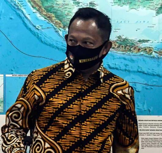 Ketua KPU Arief Budiman Bertemu Mendagri Tito Karnavian Bahas Pelaksanaan Pilkada Serentak 2020
