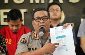 Polri Sudah Proses Permohonan Red Notice Buronan Djoko Tjandra