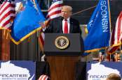 Rencana Trump Tunda Pemilu dan Kontraksi Ekonomi Tekan Dolar AS