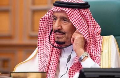Raja Salman Tinggalkan Rumah Sakit setelah Operasi Kantong Empedu