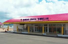 Bandara Tambelan di Bintan Siap Beroperasi Tahun Ini