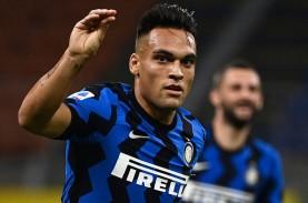 Atalanta vs Inter Milan, Lautaro Martinez Kembali…