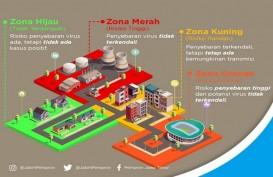 Daerah Zona Merah Corona di Jawa Timur Bertambah Lagi