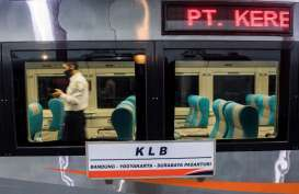 Daop 1 Jakarta Berangkatkan 7 KA, Okupansi Capai 82 Persen
