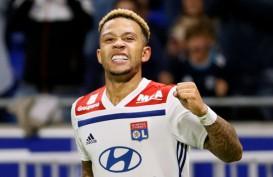 Dortmund Incar Memphis Depay untuk Gantikan Jadon Sancho