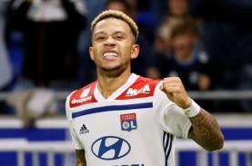 Dortmund Incar Memphis Depay untuk Gantikan Jadon…