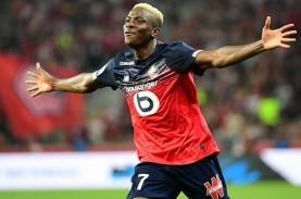 Osimhen Resmi ke Napoli dari Lille, Jadi Pemain Afrika…