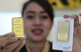 Harga Emas 24 Karat Antam Hari ini, Sabtu 1 Agustus 2020