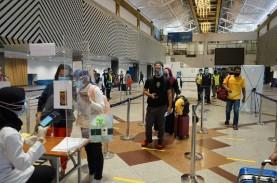 Menjelang Libur Idul Adha, Bandara Juanda Surabaya…