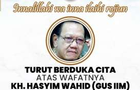 Jenazah Gus Im Dimakamkan di KompleksPonpes Denanyar, Jombang