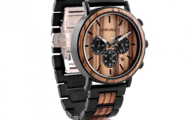 Ilustrasi jam tangan merek Garvinoes. - istimewa