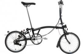 Tak Kalah dari Brompton, Ini Sepeda Lipat Lokal Harga di Bawah Rp5 Juta