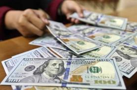 Rapor Sebulan Dolar AS, Anjlok ke Level Terendah 10…