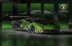 Lamborghini Berencana Rilis Essenza SCV12 Hanya 40 Unit