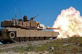 Tank M1A2 Abrams Tembak Teman Sendiri, Kok Bisa?