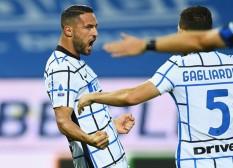 Hasil Liga Italia : Inter Finis Runner-up, Juventus Disikat Roma