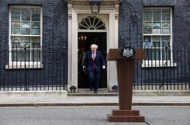 PM Inggris Kaji Kebijakan Lockdown Kedua untuk London…