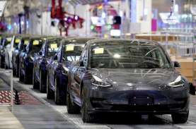 Pabrik Tesla di Jerman Diperkirakan Selesai Lebih…