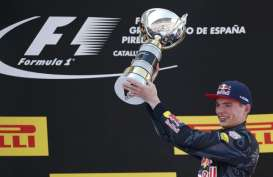 F1 GP Britania : Verstappen Yakin di P3 Meski Red Bull RB16 Bikin Susah