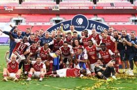 Arsenal Juara FA Cup, Aubameyang Perlu Pegang Lebih…