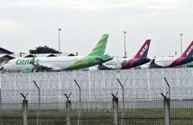 Ini 8 Bandara dengan Pesawat Parkir Terbanyak, Soetta Salah Satunya