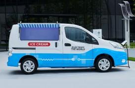 Inovasi Nissan : Bayar Parkir Cukup Dengan Setrum