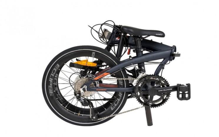 Sepeda Lipat Element. - Dok Element