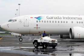 Garuda Indonesia (GIAA) Proses Bridging Loan Rp2 Triliun…