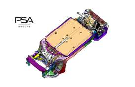 Pacu Mobil Listrik, Groupe PSA Luncurkan Platform eVMP