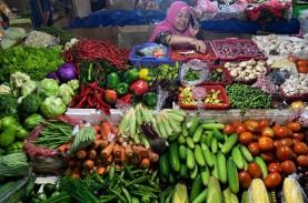 Denyut Inflasi Juli Melemah, Penurunan Harga Pangan…