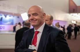 Terseret Kasus Dugaan Suap Jaksa Agung, Bos FIFA Tetap…