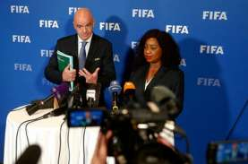 Infantino Tetap Pimpin FIFA di Tengah Kasus Dugaan…
