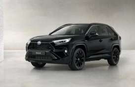 Toyota RAV4 Hybrid Black Edition Hadir di Pasar Eropa