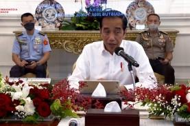 Jokowi 'Meradang', Realisasi Anggaran Covid-19 Baru…