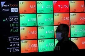 Data PMI Picu Asing Lepas Saham Besar-besaran, IHSG…