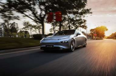 Xpeng Motors, Pabrikan Mobil Listrik China Calon Pesaing Tesla
