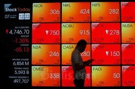 Resesi Bikin Ngeri Investor, Dua Saham BUMN Dilepas…