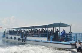 Pelabuhan Penyeberangan Sampalan dan Bias Munjul Sedot APBN Rp196,3 miliar
