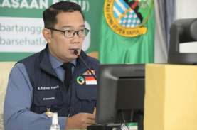 3 Kabar Baik Terkait Covid-19 dari Ridwan Kamil Pekan…
