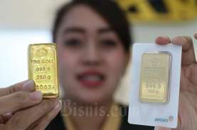 5 Bulan Corona di Indonesia, Harga Emas Antam Menanjak…