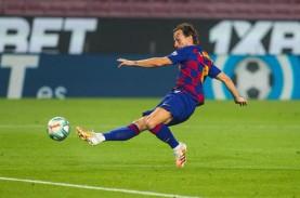 Sevilla Serius Ingin Gaet Rakitic dari Barcelona
