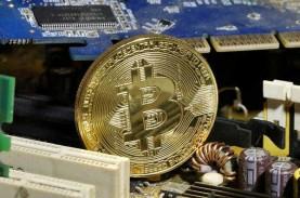 Perdagangan Akhir Pekan Fluktuatif, Bitcoin Sempat…
