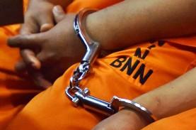 Polres Jaksel Tangkap Dua Pengedar Sabu dan Ganja