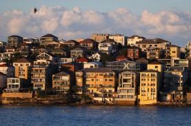 Harga Rata-Rata Rumah di Australia Turun Lagi