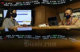 Transaksi Broker Gontai Karena Musim Rilis Kinerja Belum Usai