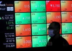 Investor Asing Net Sell Rp1,48 Triliun, Big Caps Jadi Sasaran